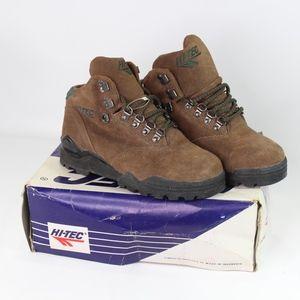Vintage 90s New Hi Tec Mens Alpine Hiking Boots